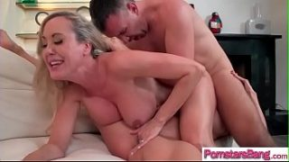 Monster Cock Stud Bang A Hot Pornstar (Alexis Fawx & Brandi Love) clip-03