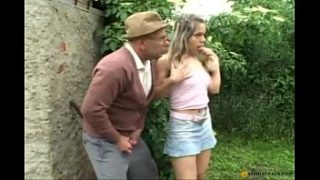 young girl fucking with old man> https metelao com